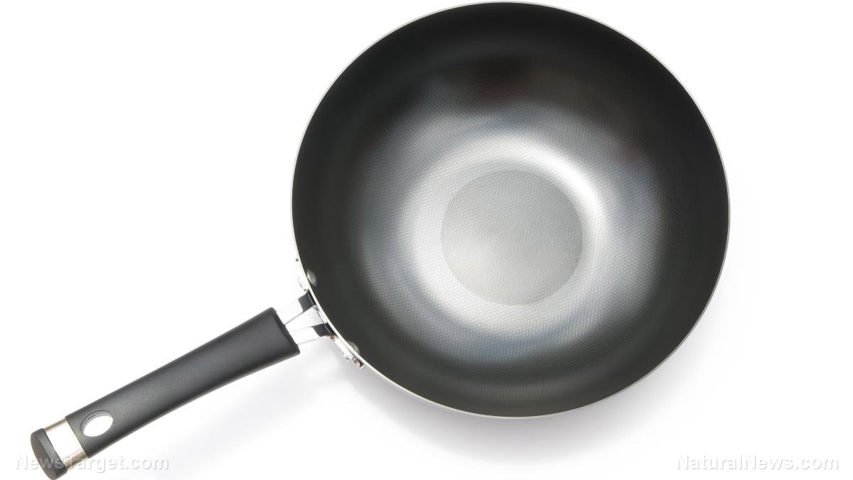Dump dangerous pots and pans laced with cancer-causing