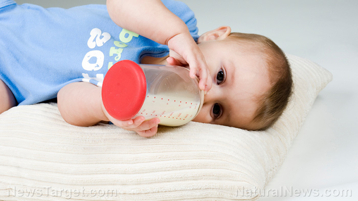 Exposure To Safe Levels Of Bpa During Pregnancy Found To -2586