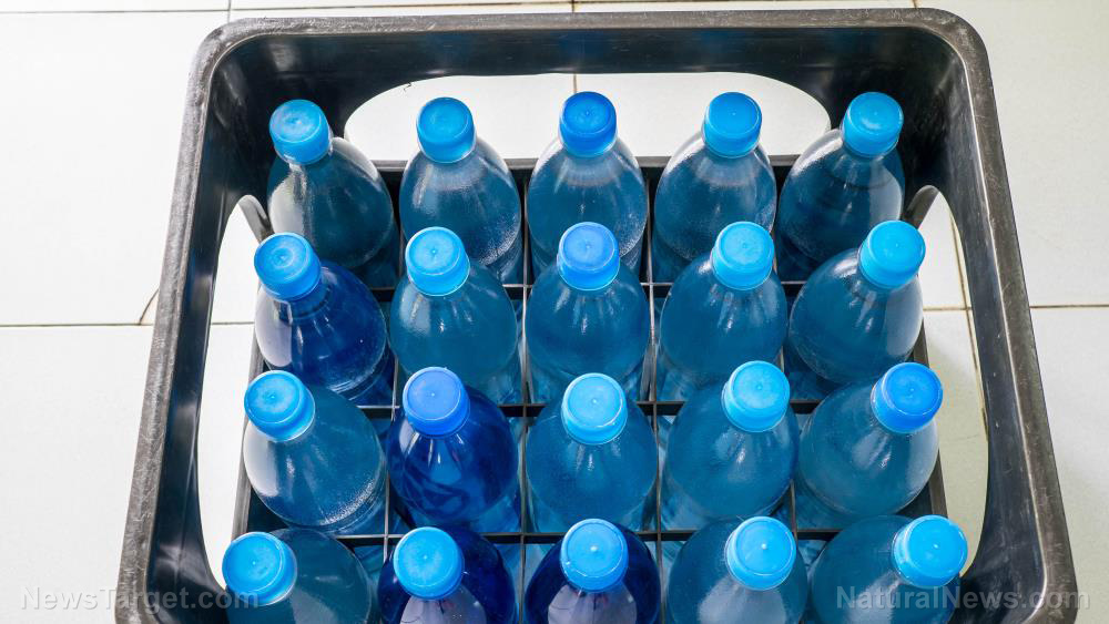 Walmart and Target pull bottled water said to contain Arsenic, but